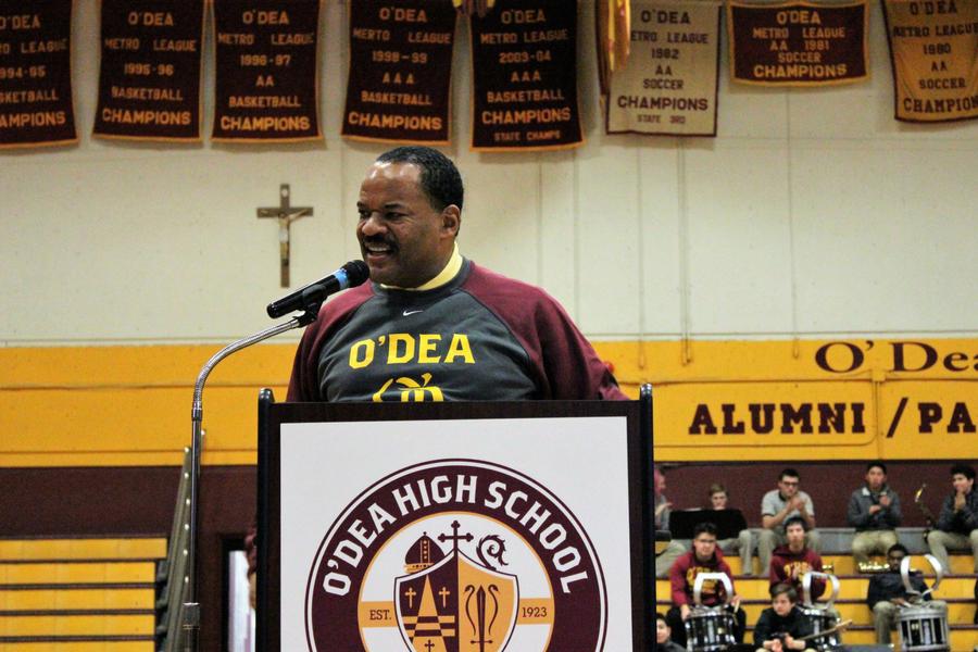 O'Dea High School